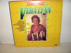 Vera Lynn - Christmas With Vera Lynn CANADA 1976 Lp mint--