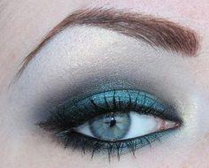 shimmer blue
