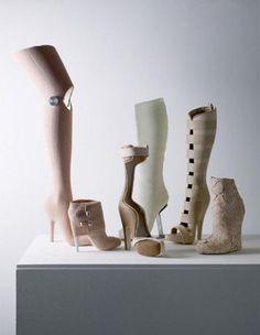 prosthetic heels