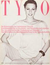 Typographische Monatsblätter from 1977 issue 11