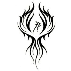 phoenix tattoo design - Buscar con Google