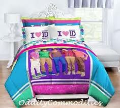 One Direction Twin Reversible Comforter Set