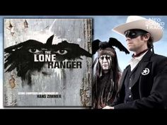 The Lone Ranger Soundtrack - 11. Home - YouTube