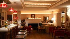 Le Lodge Kerisper La Trinité sur Mer Bar Salon