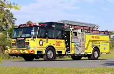 Hillsborough County Fire Rescue, FL 2014 E-ONE 50' boom aerial