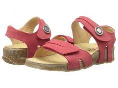 Haflinger Patricia (Berry) Women's Sandals
