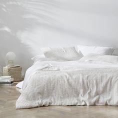 Lindy Klim Lovina Quilt Cover Linen