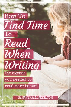 If you want to write, you need to read. But when you're writing a book, it's not always easy finding the time to sit back and relax with good book. We're busy writing, right? Here's how to find the balance between consuming stories and creating them. Pre Writing, Fiction Writing, Writing Advice, Writing Resources, Blog Writing, Writing A Book, Writing Prompts, Writing Jobs, Good Books