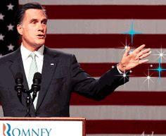 Mitt- Executive Stance
