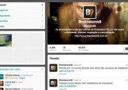 Twitter lanza nueva imagen en el perfil y nueva aplicación de IPad.
