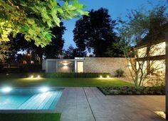 bedaux de brouwer architecten / huis rotonda, goirle (tuinarchitectuur: puurgroen)