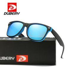 e8f538533ff DUBERY 2018 Luxury Brand Polarized Sunglasses Men s Women Aviation Driver  Shades Male Sun Glasses For Men