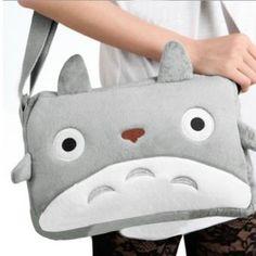 Amazon.com: My Neighbor TOTORO Cute Japan Anime Messenger Shoulder Bag cawaii purse version: Toys & Games