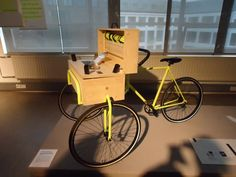 Your Office Is On Your Bike!