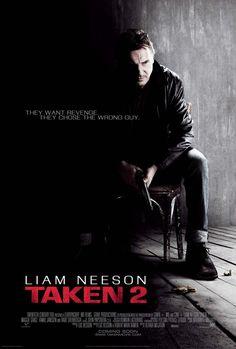 #Taken 2 starring #LiamNeeson