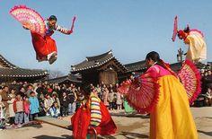 Du lịch Hàn Quốc dịp Tết có gì đặc biệt ???