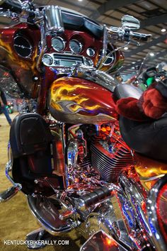 Tomorrow starts the 2015 Kentucky Bike Rally - July 16 to 19  Custom bike in the motorcycle show at the 2014 Sturgis KY Bike Rally (formerly the Little Sturgis Rally and Races)  **MORE Pictures http://blog.lightningcustoms.com/category/motorcycle-rallies-events/kentucky-bike-rally/ **Info at http://www.lightningcustoms.com/little-sturgis-rally.html  #kybikerally