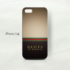 Gucci The Making Of  iPhone 5 Cover Case