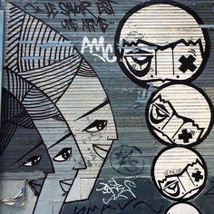 """Le savoir est une arme"" =>  #lille #lillemaville #streetart #streetphotography #wazemmes #wzm #graffiti #artderue by aureldaily"