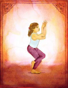 Storytime Yoga for kids garudasana My Body is My Anchor – Kids Yoga Poem & Chant for ADHD, Mindfulness & Embodied Storytelling Asana Yoga Poses, Basic Yoga Poses, Yoga Poses For Beginners, Poetry For Kids, Yoga For Kids, 4 Kids, Yoga Zen, Yoga Meditation, Eagle Pose
