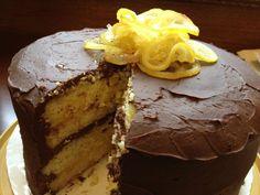 Lemon Chocolate Cake for Carrie! | Sweet Science