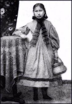 Ragazze Native Americane 14