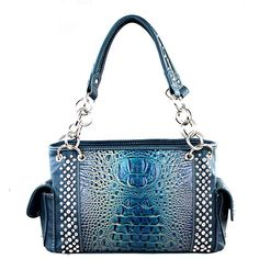 Buy Concealed Handgun Collection Handbag - Turquoise - and More Discount  Women Top-Handle Bags Sale up to off. cfa7c676957a