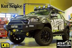 PX FORD RANGER - Mark l & ll ABS Flare Kit -- Alloy Bash Plates -- ABS Raptor Grilles -- Bonnet Scoops Slim Line & Monster Size Available