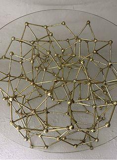 CASA MIDY molecular table by Casamidy