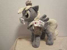 my little pony Derpy hooves Plush
