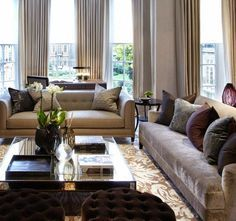 Spacious Luxury Interior Design. Discover more about Memoir inspirations at http://memoir.pt/inspirations/