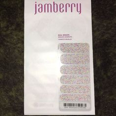 Jamberry July 2016 Stylebox Exclusive Nail Wraps