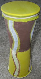 Art Smarts 4 Kids: Create Your Own African Djembe Drum