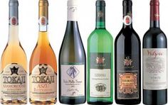 Hungarian wine is comparable the the best wines of France, Italy or Spain.