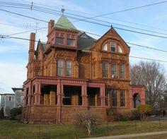 Walter A. Ingraham House- 1892- Bristol, CT