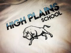 Just finished up the first round of spirit wear for High Plains School  Contact us today about getting your custom school spirit store started  #skazma #customizeyourworld #longmont #screenprint #embroidery #living #loving #printing #printmaking #customized #like #comment #highplains #follow