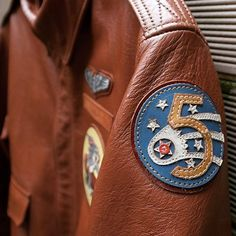 #a2jacket #WWIIpatches