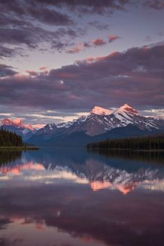 Moraine Sunset by Gary Donnison Photography ~ Alberta, Canada*
