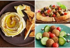 Cooking With Joy: Israeli Appetizers