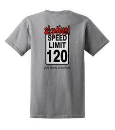 Skydive: Speed limit 120mph