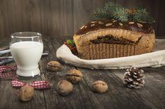 Food photography for Christmas dinner.