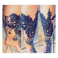 Suite de ma jambe Disney et floral. 🤗😍💉 ⚠️ Pièce en cours et non cicatrisée. Shop : Transderm'ink Tattoo (01) Tatoueur : @dylan_transdermink #ink #inked #inkedaddict #addict #addicted #girlwithtattoos #womenwithtattoos #inkedgirl #tattoogirl #lyonnaise #lyonnais #lyon #frenchinkedgirl #frenchgirl #bodyink #bodyart #bodypiercing #piercing #piercingaddict #piercingsandtattoos #tattoo #tattooart #tattooed #tattoos #smile #disney #disneytattoo