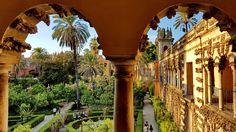 Sevilla, Alcázar