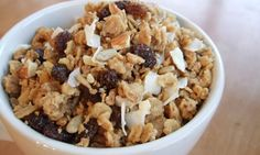 another Homemade Soaked Granola
