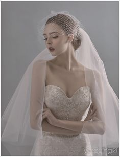 A Guide to the Perfect Veil - Page 37 of 58 Bridal Veils And Headpieces, Wedding Veils, Wedding Bride, Wedding Ceremony, Rustic Wedding, Wedding Scene, Dream Wedding, Wedding Beach, Church Wedding