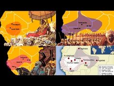 West Sudanic Empires of Ghana,Mali and Songhay (4th-16th century AD) - YouTube