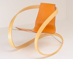 RIBBON ROCKING CHAIR  KATIE WALKER