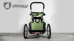 Suspension DOGY for Croozer  - More comfortable, more secure for your baby. www.ODPRUZENI.cz