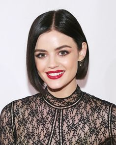 In honor of Lucy Hale's birthday, we've rounded up every time she made us want to book a haircut.
