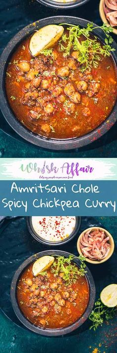 Amritsari Chole Recipe is an authentic punjabi style dark chole recipe which goes well with Bhatura or Kulcha. via Read Recipe by padma_dubey Paneer Recipes, Veg Recipes, Curry Recipes, Indian Food Recipes, Vegetarian Recipes, Cooking Recipes, Healthy Recipes, Ethnic Recipes, Chickpea Recipes